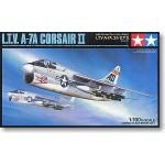 TA 61607 1/100 LTV A-7A Corsair II