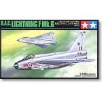 TA 61608 1/100 B.A.C LIGHTNING F MK.6