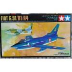 TA 61610 1/100 Fiat G.91/R1/R4