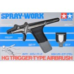 Tamiya 74510 Spray-Work System HG Triger-Type Airbrush