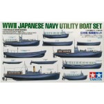 78026 1/350 IJN Utility Boat Set