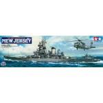 TA 78028 1/350 New Jersey (w/Detail)