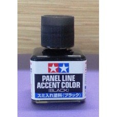 TA 87131 Panel Line Accent Color (Black)