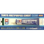 87188 Tamiya Multipurpose Cement (Clear)