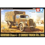 89782 1/48 German 3ton Cargo