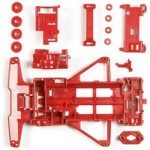 TA 94840 FM Reinforced Chassis (Red)