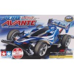 TA 95038 Aero Avante Clear Red Special (AR Chassis)
