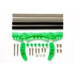 TA 95053 Brake Set (AR Chassis) (Fluorescent Green)
