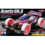 TA 95061 Avante Mk.ll Pink Special (Clear Body / MS Chassis)