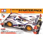 TA 95211 Mini 4WD Starter Pack MA Power Spec (Blast Arrow)