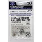 TA 95238 HG Lightweight 19mm Aluminum Ball-Race Rollers (Ringless)