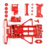 TA 95243 FM Reinforced Chassis (Red)