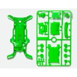 TA 95255 AR Fluorescent-Color Chassis Set (Green)