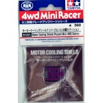TA 95265 Motor Cooling Shield (Purple) Mini 4WD Station