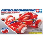 TA 95274 Astro Boomerang Clear Red Special (Super-1 Chassis)