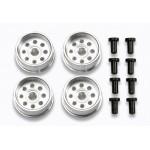 TA 95275 HG Aluminum Large Dia. Narrow Wheels (4pcs.)