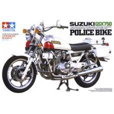 TA 14020 Suzuki GSX750 Police Bike