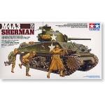 35250 U.S.Medium Tank M4A3 Sherman 75mm Gun Late Production (Frontline Breakthrough)