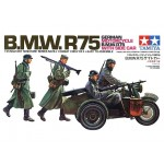 35016 BMW R75 with Side Car