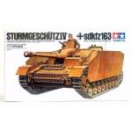 TA 35087 1/35 German Sturmgeschutz IV sdkfz163