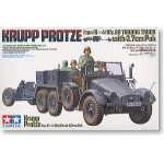 35259 Krupp Towing Truck w/37mm Pak