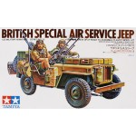 35033 British SAS Jeep