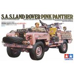 TA 35076 British S. A. S. Land Rover 'Pink Panther'