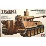35227 German Tiger I Initial Production