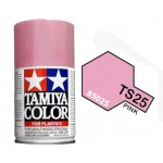 TAMIYA 85025 COLOR TS-25 PINK