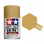 TAMIYA 85046 COLOR TS-46 LIGHT SAND