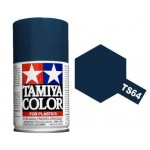 TAMIYA COLOR TS-64 DARK MICA BLUE