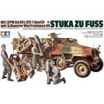 TA 35151 1/35 STUKA ZU FUSS Sd.Kfz. 251/1 Ausf.