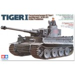 TA 35216 1/35 German Tiger I Tank Early Production