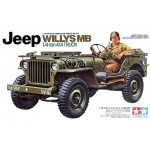 35219 Jeep Willys MB.1/4 Ton Truck