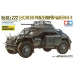 35270 Sd.kfz.222 w/Photo Etched Part