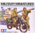 TA 35245 Japan Ground Self Defence Force Motorcycle Reconnaissance Set
