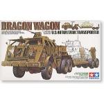 35230 U.S. 40-ton Tank Transporter Dragon Wagon