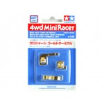 TA 15090 Mini 4WD Zero Chassis Gold Plated Terminal Set
