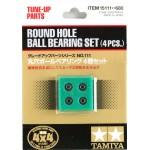 TA 15111 Round Hole Ball Bearing Set (4pcs.)