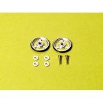 TA 15161 17mm Aluminum Ball-Race Rollers (3-Spoke Type)