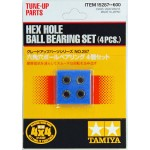 TA 15287 Hex Hole Ball  Bearing Set (4pcs.)