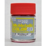 Mr.Metallic Color GX-202 Metal Red