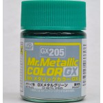Mr.Metallic Color GX-205 Metal Green