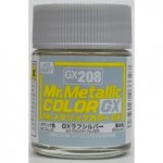Mr.Metallic Color GX-208 Rough Silver