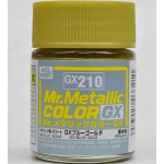 Mr.Metallic Color GX-210 Blue Gold