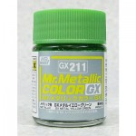 MR.HOBBY GX-211 METAL YELLOW GREEN