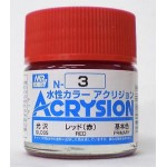 MR.ACRYSION COLOR N-03 RED