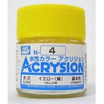 MR.ACRYSION COLOR N-04 YELLOW