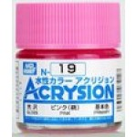 MR.ACRYSION COLOR N-19 PINK
