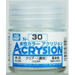 MR.ACRYSION COLOR N-30 CLEAR